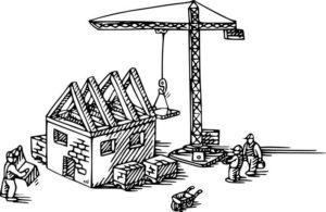 Les étapes de la construction