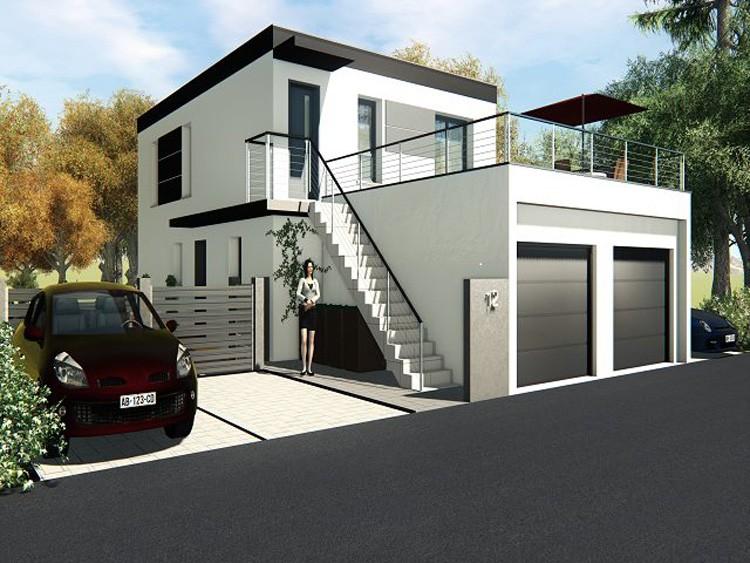 construction maison lorquin