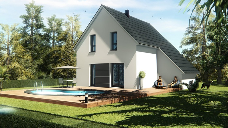 Maison à Matzenheim