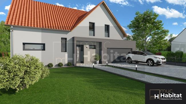 maison moderne harmonieuse