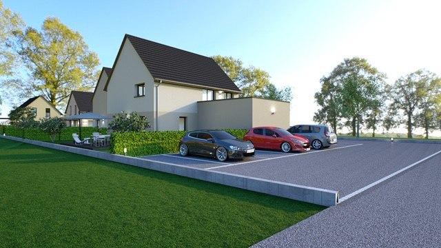 maison plain pied avec terrasse