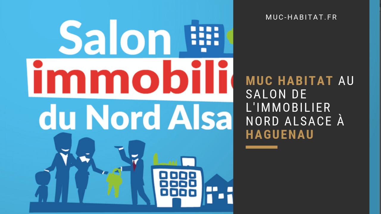 Votre constructeur de Maison en Alsace au salon Immobilier Nord Alsace à Haguenau !