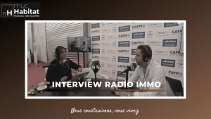 Interview de Romain Leroy, Muc Habitat sur Radio Immo