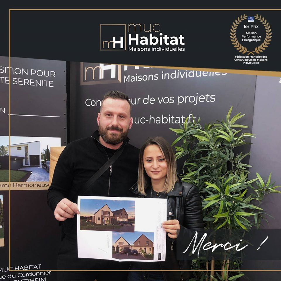 Signature de contrat Muc Habitat