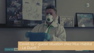 Covid-19 et désinfection des locaux