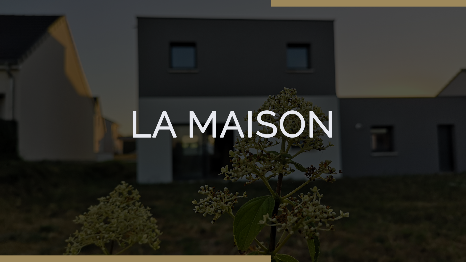 La maison : ses étapes de construction