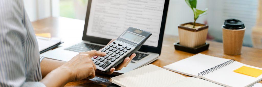Calcul de votre capacité d'emprunt