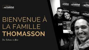 Bienvenue à Adrien Thomasson et sa femme dans la famille Muc Habitat – Le Duo®