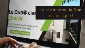 Bonne nouvelle : le site Internet Le Duo est en ligne !