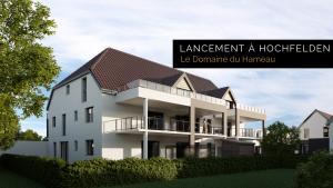 Hochfelden : découvrez notre nouveau programme : Le Domaine du Hameau !